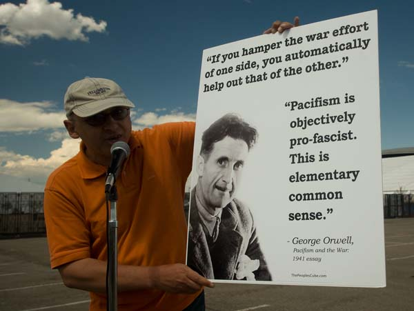 Orwell Free Speech DNC