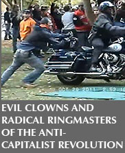 Evil Clowns & Radical Ringmasters